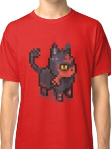 POKEMON LITTEN Pixel Spritelike Classic T-Shirt