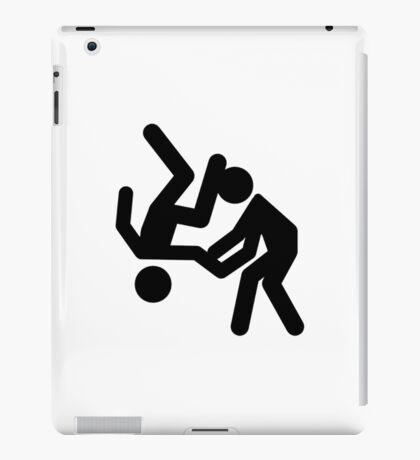 judo - Aikido iPad Case/Skin