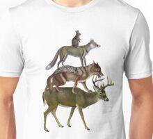 Animals Friends Unisex T-Shirt