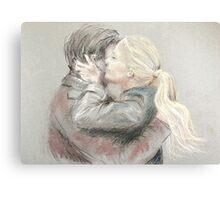 """Reunion"" Canvas Print"
