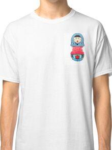 Nesting doll tee  Classic T-Shirt