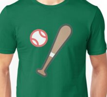 Baseball Minimalism Unisex T-Shirt