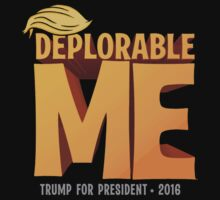 Deplorable Me: Basket of Deplorables by BootsBoots