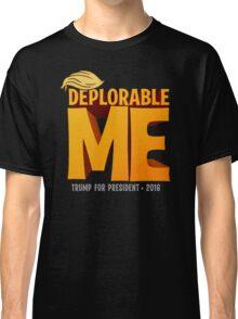 Deplorable Me: Basket of Deplorables Classic T-Shirt
