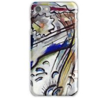 Vassily Kandinsky - Improvisation 28  iPhone Case/Skin