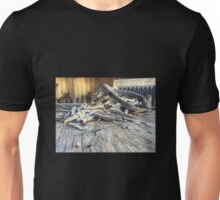 Clothespin Chaos Unisex T-Shirt