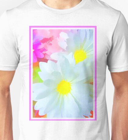 Happy Daisy Unisex T-Shirt