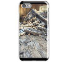 Clothespin Chaos iPhone Case/Skin