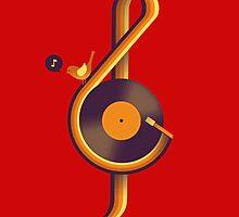 Retro Music by palitosci