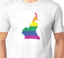 cameroon gay map Unisex T-Shirt