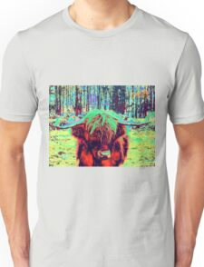 Brightening Up A Dull Day Unisex T-Shirt