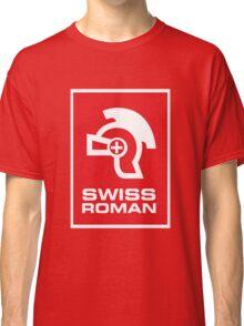 Swiss Roman Classic T-Shirt