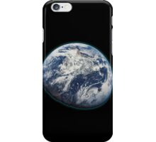 Earth From Apollo 8 iPhone Case/Skin