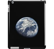 Earth From Apollo 8 iPad Case/Skin