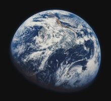 Earth From Apollo 8 by JacobT14