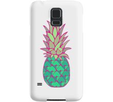 Colorful Pineapple Samsung Galaxy Case/Skin