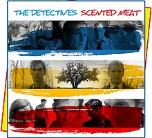 The True Detectives new album, Scented Meat by pakaku