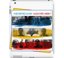 The True Detectives new album, Scented Meat iPad Case/Skin