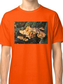 Colorful Fungus Classic T-Shirt
