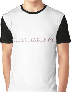 DEPLORABLE ME T-SHIRT Graphic T-Shirt