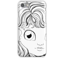 Elven hair iPhone Case/Skin