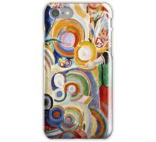 Robert Delaunay - Portuguese Woman  iPhone Case/Skin