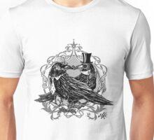 Victorian Crows Unisex T-Shirt
