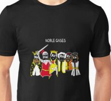 Noble Gases Unisex T-Shirt