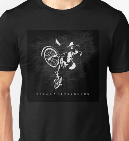 Napoleon Bonaparte BMX Unisex T-Shirt