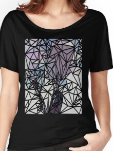 Stained Glass Pearl Women's Relaxed Fit T-Shirt