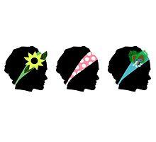 Headband Silhouettes by johkm