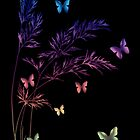 Blithely Butterflies by Stephanie Rachel Seely