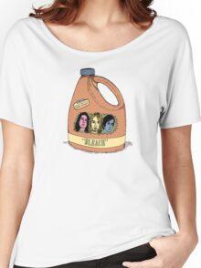 bleach Women's Relaxed Fit T-Shirt