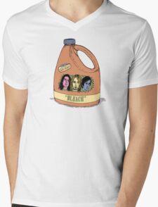 bleach Mens V-Neck T-Shirt
