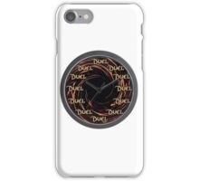 it time to duel YUGIOH iPhone Case/Skin