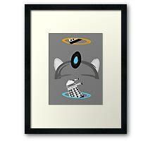 Skar0 Framed Print