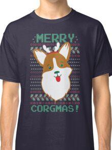 Merry Corgmas! Classic T-Shirt