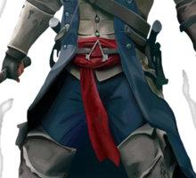 Connor Kenway Sticker