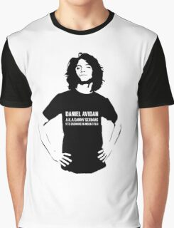 Dan Avidan Loves Haikus Graphic T-Shirt