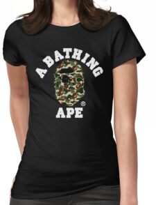 BAPE - A BATHING APE Womens Fitted T-Shirt