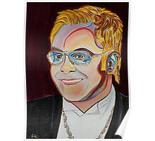 Sir Elton Poster
