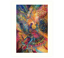 The Magic Garden Art Print