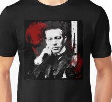 Sergei Vasilievich Rachmaninoff Unisex T-Shirt
