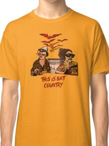 Bat country Classic T-Shirt