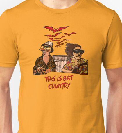 Bat country Unisex T-Shirt