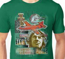 test pilot Unisex T-Shirt