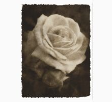 Pink Roses in Anzures 2 Antiqued Kids Clothes