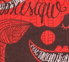 La Musique Sticker