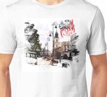 Poland - Warsaw Krakowskie Przedmiescie Unisex T-Shirt