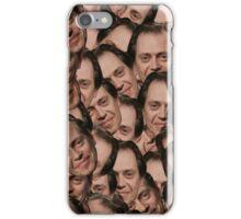 Steve Buscemi texture iPhone Case/Skin